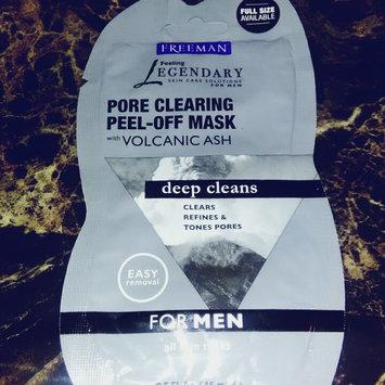 Freeman Fb-sachet Volcanic Ash Peel Off Mask uploaded by Israel N.