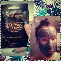 SheaMoisture African Black Soap Clarifying Mud Mask uploaded by Sasha D.