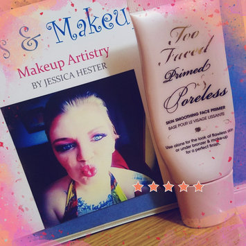 Photo of Too Faced  Primed & Poreless Skin Smoothing Face Primer uploaded by Jessica H.