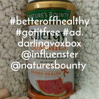 Nature's Bounty® Energy Gummies uploaded by Brittany M.