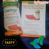 Nature's Bounty® Energy Gummies uploaded by Elizabeth M.