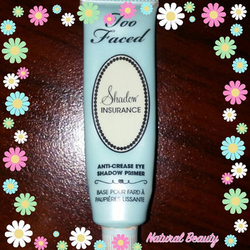 Too Faced Shadow Insurance uploaded by Gloria L.