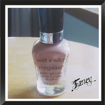 wet n wild Megalast Nail Color uploaded by Darby S.