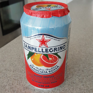 San Pellegrino® Aranciata Rossa Sparkling Blood Orange Beverage uploaded by Carly C.