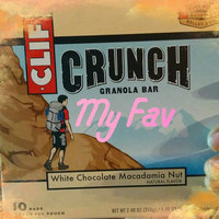 CLIF Bar Crunch White Chocolate Macadamia Nut Granola Bars uploaded by Antumn M.