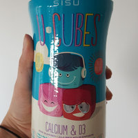 Solgar - U-Cubes Children's Calcium with D3 - 120 Gummies uploaded by Carly C.