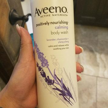 Aveeno Positively Nourishing Calming Body Wash uploaded by Vianey V.