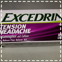 Excedrin Tension Headache  uploaded by Jennifer S.