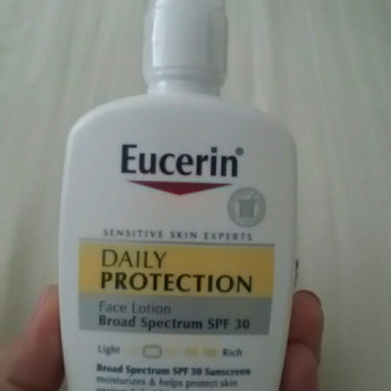 Photo of Eucerin Face Lotion and Sunscreen 30 SPF uploaded by Ayuleida P.