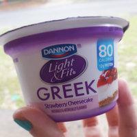 Dannon® Light & Fit Greek Yogurt uploaded by Caitlin H.