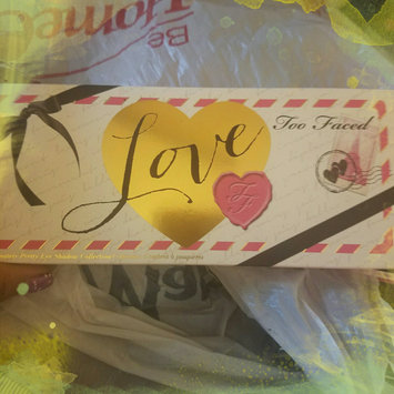 Too Faced Love Palette uploaded by Annie C.