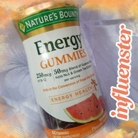 Nature's Bounty® Energy Gummies uploaded by Oyuky R.