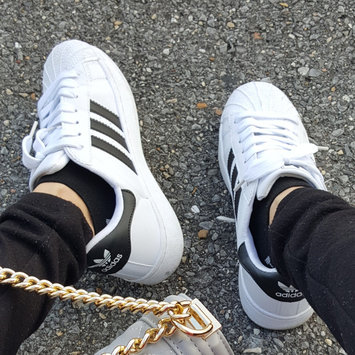 adidas Women's Superstar Casual Sneakers from Finish Line uploaded by Karen D.