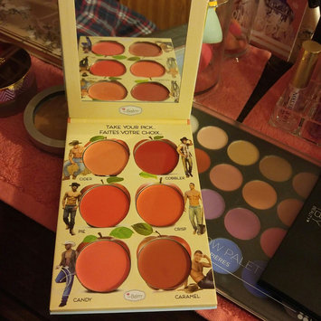 Thebalm the Balm How Bout Them Apples Cheek & Lip Cream Palette uploaded by Laura O.