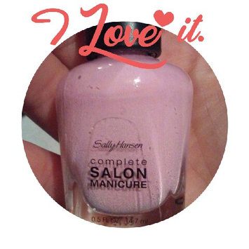 Sally Hansen Complete Salon Manicure Nail Polish uploaded by Clair B.