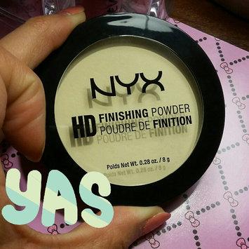 NYX HD Finishing Powder Banana uploaded by Karyna R.
