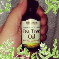 Sundown Naturals Tea Tree Oil, 1 fl oz uploaded by Sarah F.