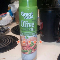 Great Value Olive Oil Cooking Spray, 7 oz uploaded by Caitlyn E.