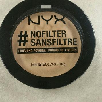 NYX #NoFilter Finishing Powder uploaded by Octavia B.