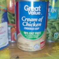 Great Value : Cream Of Chicken Condensed Soup uploaded by Caitlyn E.