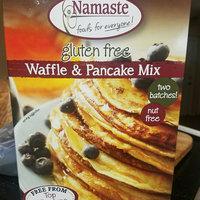 Namaste Foods Gluten Free Waffle & Pancake Mix uploaded by Samaria R.