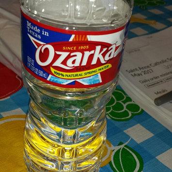 Photo of Ozarka® 100% Natural Spring Water uploaded by Nina G.