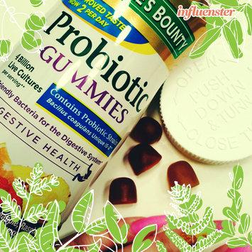 Nature's Bounty® Probiotc Fruit Gummies uploaded by Melissa M.
