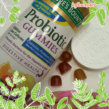 Nature's Bounty® Probiotc Fruit Gummies uploaded by Melissa M.