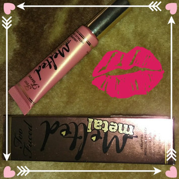 Too Faced Melted Metal Liquified Metallic Lipstick uploaded by Gem L.