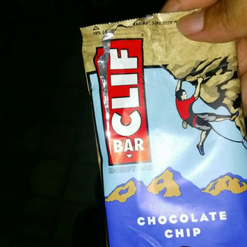 Photo of Clif Bar Chocolate Chip Energy Bar uploaded by Marizella P.