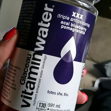 vitaminwater XXX Acai-Blueberry-Pomegranate uploaded by Monica H.
