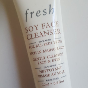 Fresh Soy Face Cleanser uploaded by Brandi G.