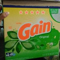 Gain® Ultra Ocean Escape with FreshLock Powder Laundry Detergent 77 oz. Box uploaded by Katey R.