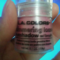 L.a. Colors LA COLORS Shimmering Loose Eyeshadow uploaded by Katey R.