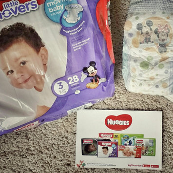 Huggies® Little Movers Diapers uploaded by Krista R.