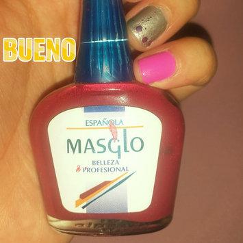 Photo of Masglo Brillo Secante - Belleza Profesional - Maxima Duracion uploaded by Sanihe R.