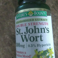 Nature's Bounty St. John's Wort Standardized Extract Double Strength Capsules 300 mg - 100 CT uploaded by Becky B.
