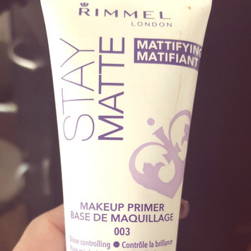 Rimmel Stay Matte Primer uploaded by Jessica H.