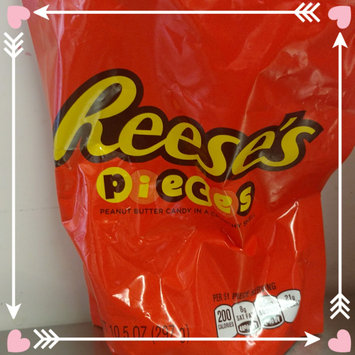 Photo of Reese's Pieces Peanut Butter Cup uploaded by Briselda E.
