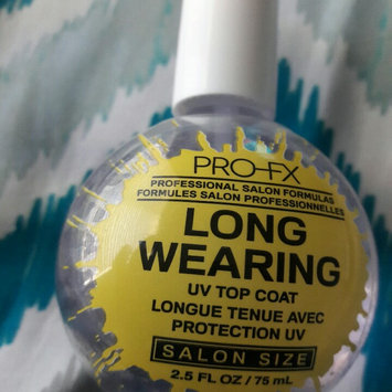 PRO-FX Long Wearing UV Top Coat, 2.5 fl oz uploaded by Leah C.