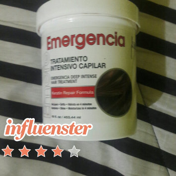 Toque Magico Emergencia - Deep intensive hair treatment 16oz uploaded by Marynel P.