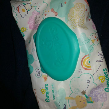 Photo of Pampers Sensitive Wipes Travel Pack, 56 ea uploaded by Makeda P.