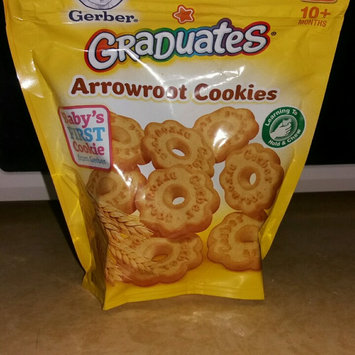 Photo of Gerber® Graduates® Arrowroot Cookies uploaded by Alanna C.