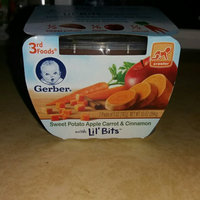 Gerber® 3rd Foods® Lil' Bits® Sweet Potato Apple Carrot and Cinnamon uploaded by Alanna C.