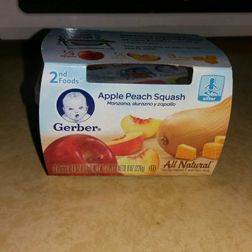 Photo of Gerber® 2nd Foods® Baby Food | Apple Peach Squash uploaded by Alanna C.