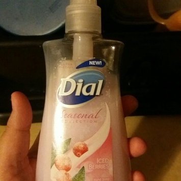 Photo of Dial® Seasonal Collection Winter Escape Hand Soap with Moisturizer uploaded by Alanna C.