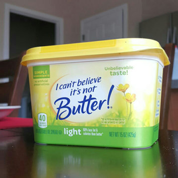 Photo of I Can't Believe It's Not Butter! Light 30% Vegetable Oil Spread uploaded by Z K.