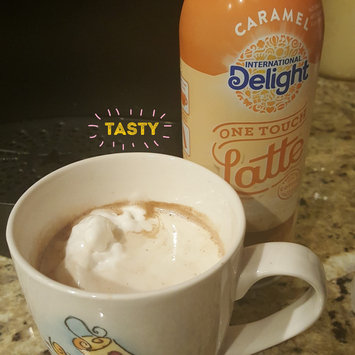 International Delight One Touch Latte Caramel uploaded by Jasmine B.