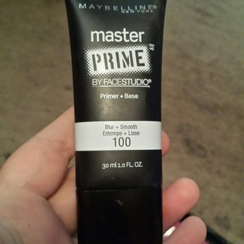 Maybelline Master Prime by Face Studio Blur + Smooth uploaded by Dana M.