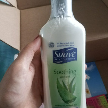 Suave® Soothing with Aloe Body Lotion uploaded by Michelle S.
